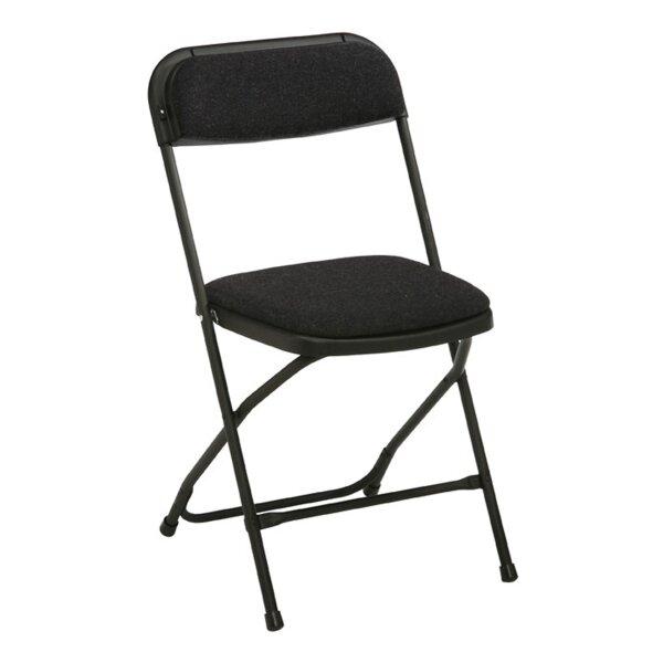 Klappstuhl  Zeitloser Klappstuhl mit hochwertigem Polster